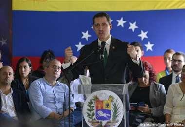 Guaidó volvió a ser reconocido por las autoridades inglesas