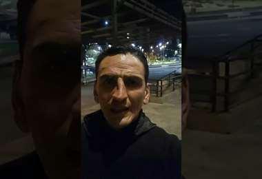 Mario Antonio Bacope cumplía detención preventiva en Palmasola.