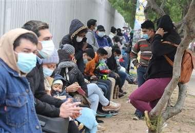 Los contagios acumulados en Bolivia llegaron a 463.125