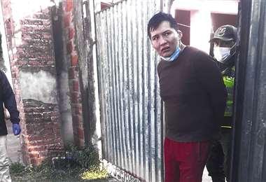 El policía era encargado de seguridad de la cárcel de Palmasola