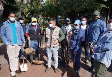 Trabajadores del Zoológico suspendieron las medidas de protesta