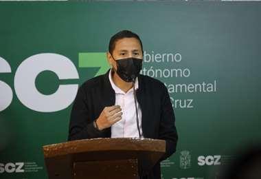 Pacheco dio los detalles de la vacunación en conferencia de prensa