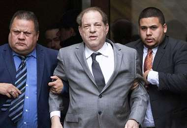 Weinstein llegó a una corte por primera vez en 2018; ahora enfrentará nuevos cargos