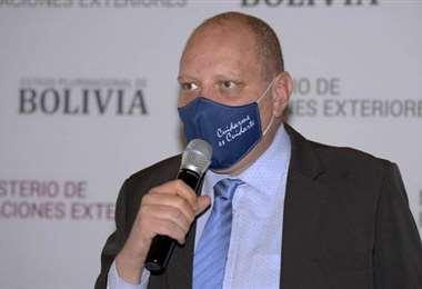Viceministro Blanco reconoce demora con la segunda dosis de Sputnik V