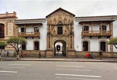 Sucre organizará un evento paralelo en la Casa de la Libertad