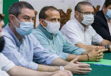 Foto archivo El Deber: las tres instituciones cruceñas se pronunciaron hoy sobre el censo.