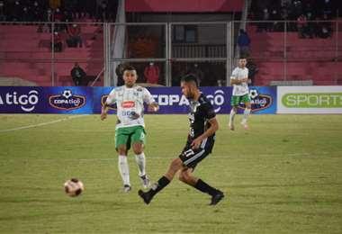 Real Tomayo enfrenta en Tarija a Real Santa Cruz. Foto: APG