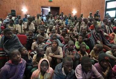 Los secuestros son frecuentes en Nigeria