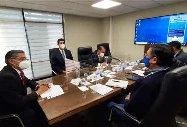 Puerto Arica insiste en la mesa de diálogo para negociar tarifas