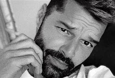 Ricky Martin sigue firme en la lucha contra el Covid-19