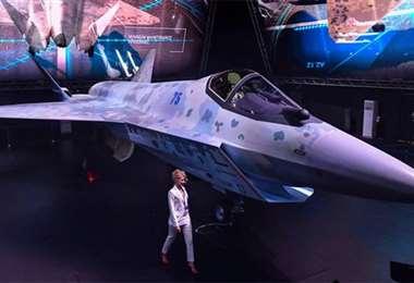 El Jaque Mate será el competidor del F-35 estadounidense