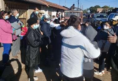 San Javier llora la muerte del alcalde Daniel Áñez/Foto: Magno Cornelio