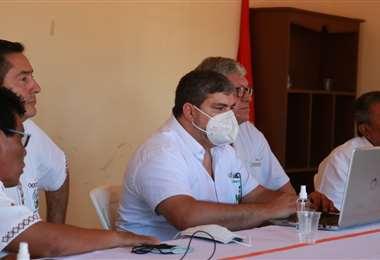 Cívicos chiquitanos anuncian medidas de hecho por toma de tierras
