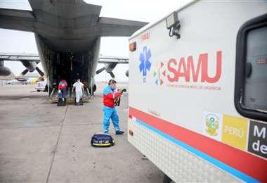 Gobierno peruano envía ayuda para atender a víctimas de accidente