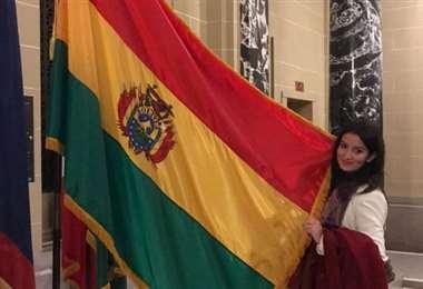 Comisión de la UE reconoce a activista como Embajadora de la Paz. Foto: ARCHIVO