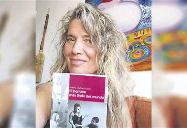 La escritora chilena conversará durante una hora sobre su novela