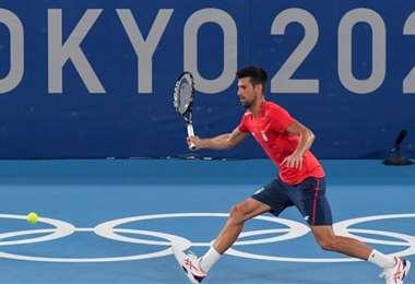 Novak Djokovic es el mejor tenista del mundo en la actualidad. Foto: AFP