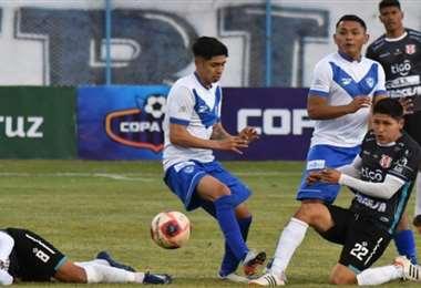 Independiente no falló en Oruro ante un San José que agoniza. Foto: APG Noticias
