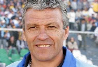 Néstor Clausen dirigó a Real durante siete meses. Foto: internet