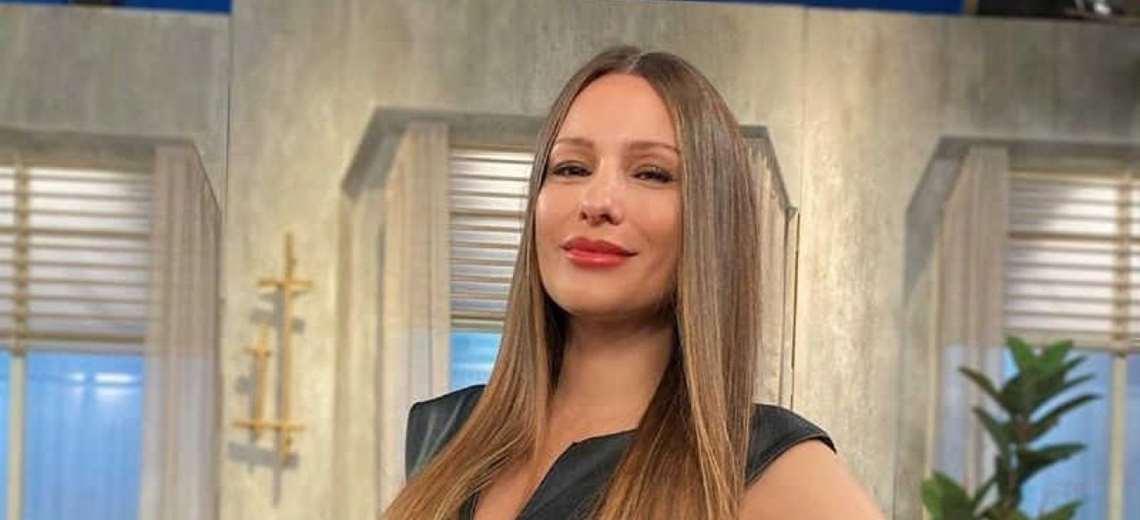 La modelo argentina es madre por quinta vez