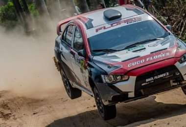 Saúl Flores correrá se registró en la clase RC2N Nacional. Foto: Adecruz