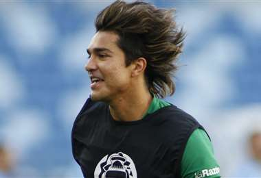 Martins es capitán y goleador histórico de la selección boliviana. Foto: AFP
