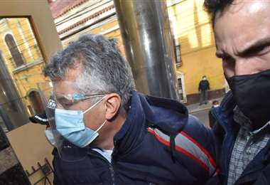El exjefe de Estado Mayor, general Pablo Guerra fue enviado a prisión
