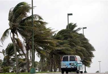 Los fuertes vientos se prolongarán hasta el jueves