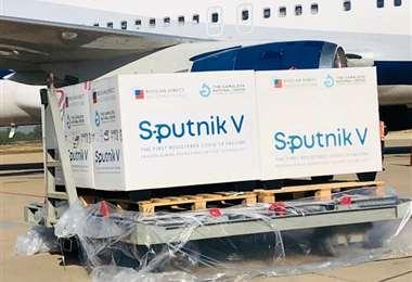 Vacunas Sputnik V I Salud.