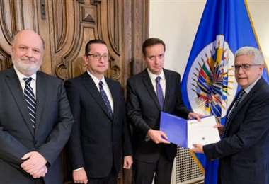 El 4 de diciembre de 2019 la OEA entregó el informe sobre la auditoría a las elecciones