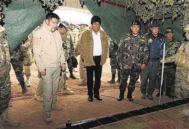 Kaliman, Zavaleta y Morales.