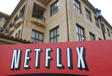 Sede de Netflix en Los Gatos, California