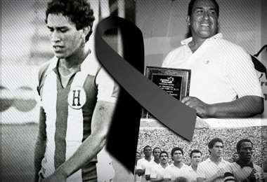 El fútbol hondureño está de luto por la muerte de Porfirio Betancourt. Foto: Internet