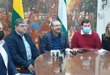 Comité impugna la decisión de cerrar el caso fraude electoral. Foto: JC Torrejón