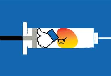 Facebook y Google quieren a sus empleados vacunados