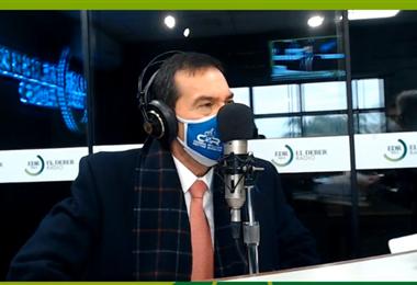 El constitucionalista Willam Herrera cuestiona el informe de la Fiscalía
