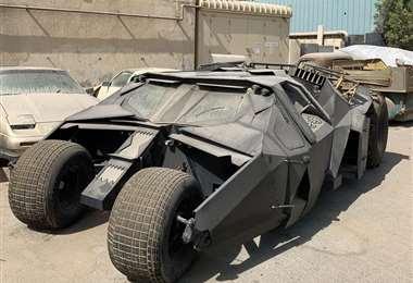 Lo usó Christian Bale en la saga de Nolan