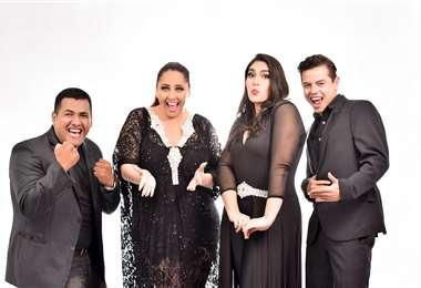 Diego Padilla, Arce Tórrez, Stely Toro y Patricia Ovando forman parte del elenco