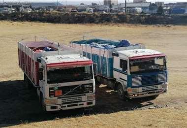 Los motorizados fueron interceptados en las últimas horas