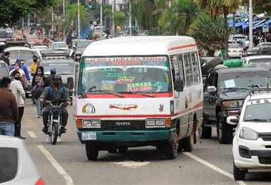 Autoridades dictan medidas de circulación por el Covid-19. Foto. Internet