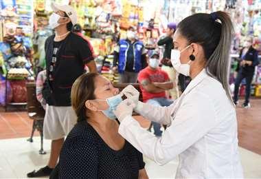 Médicos del municipio atendieron de forma gratuita/Foto:GAMSC