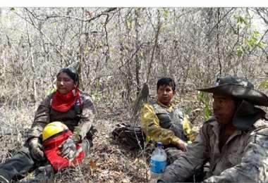 Son los guardianes de las áreas protegidas