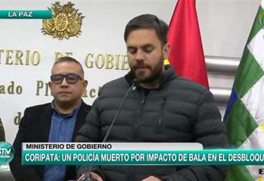 Del Castillo llamó a deponer las armas
