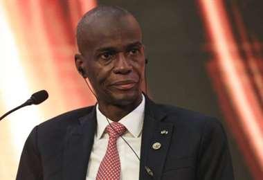 Fallecido presidente de Haití