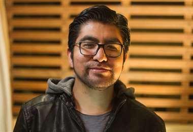 Escritor boliviano