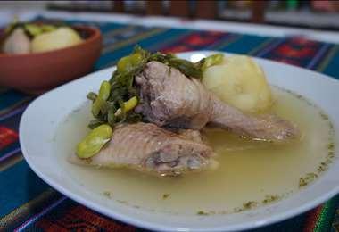 Costumbres de bolivianos