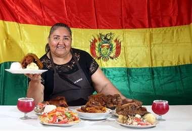 Comidas bolivianas