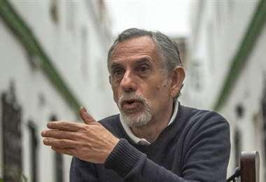 Pedro Francke es el nuevo titular del Ministerio de Economía de Perú   AFP archivo