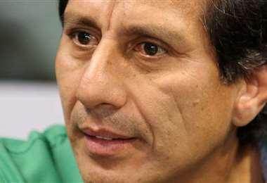 Álvaro Peña, nuevo DT de Real Tomayapo. Foto: El Deber