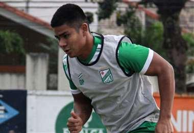 Rodrigo Saucedo apunta a estar en el equipo titular. Foto: Prensa Oriente P.